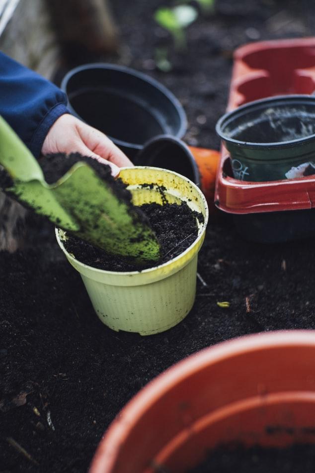 Le jardinage